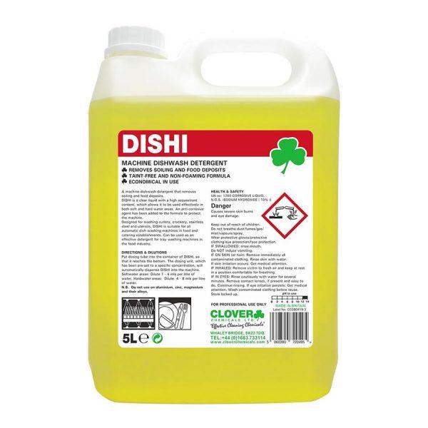 dishi clover