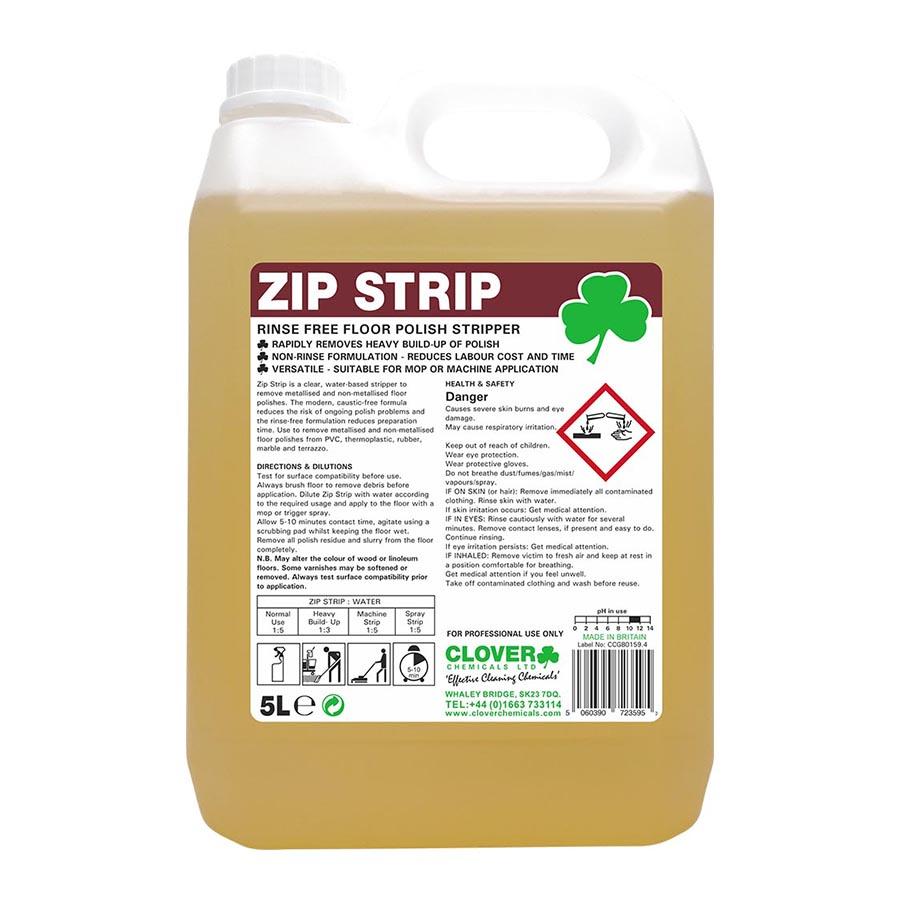 Zip Strip Floor Stripper