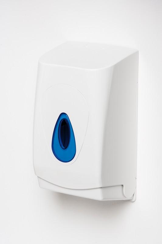 Brightwell Flat Toilet Tissue Dispenser
