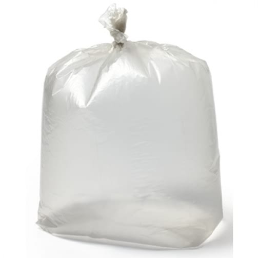 Clear Sack