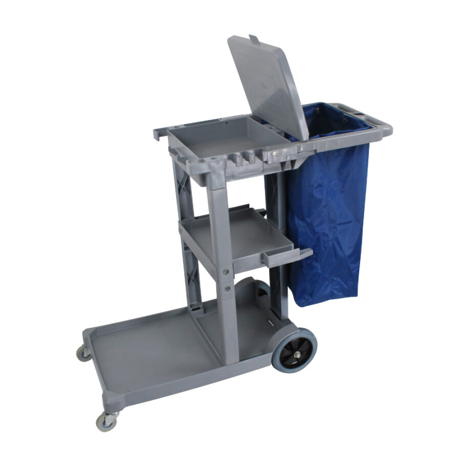 cleaner cart trolley