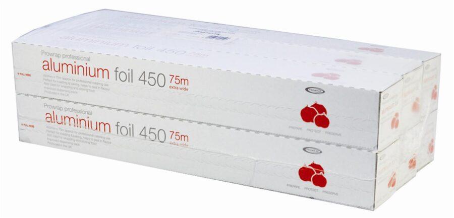 Cutterbox Aluminium Foil