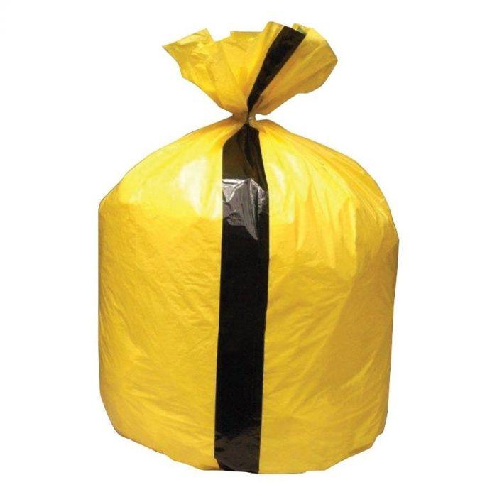 Yellow Tiger Sack